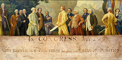 Founding Fathers and Papers of The Continental Congress