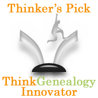 ThinkGenealogy Innovator Award