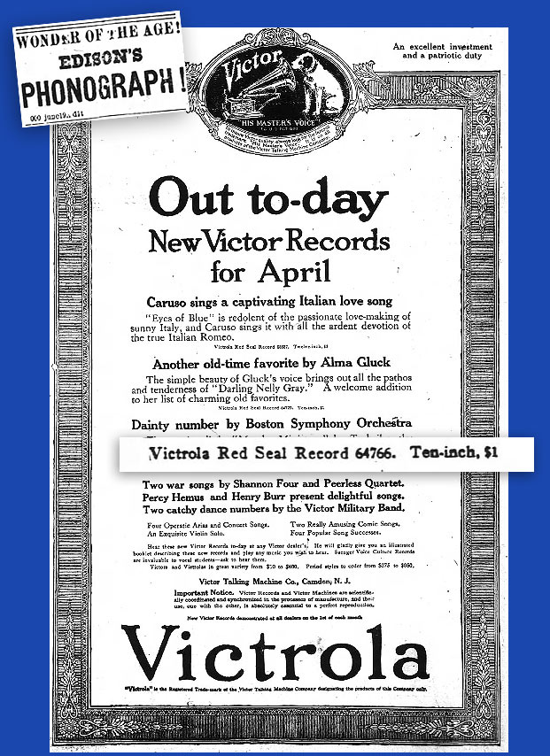 1918 - New Victrola releases9