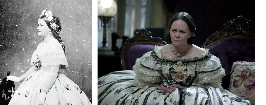 Compare - Mary Todd Lincoln